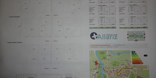 VENTA CHALETS PAREADO EN CONSTRUCCION
